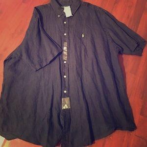 🆕Men's Button Down Collared Shirt